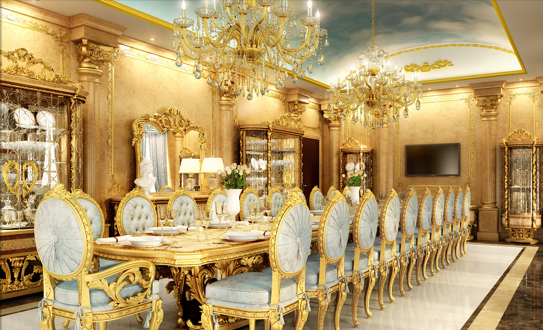15-310 Dining room RENDER1 15 06 2015