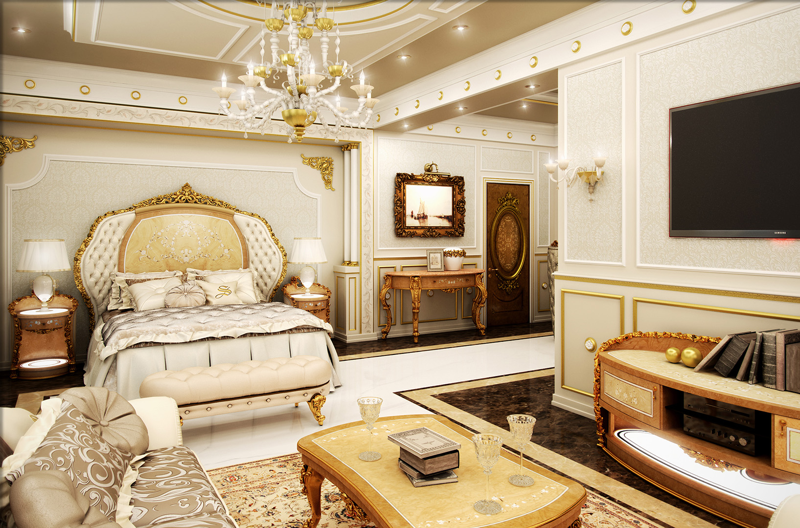 13 Girl bedroom RENDER1 06 07 2015